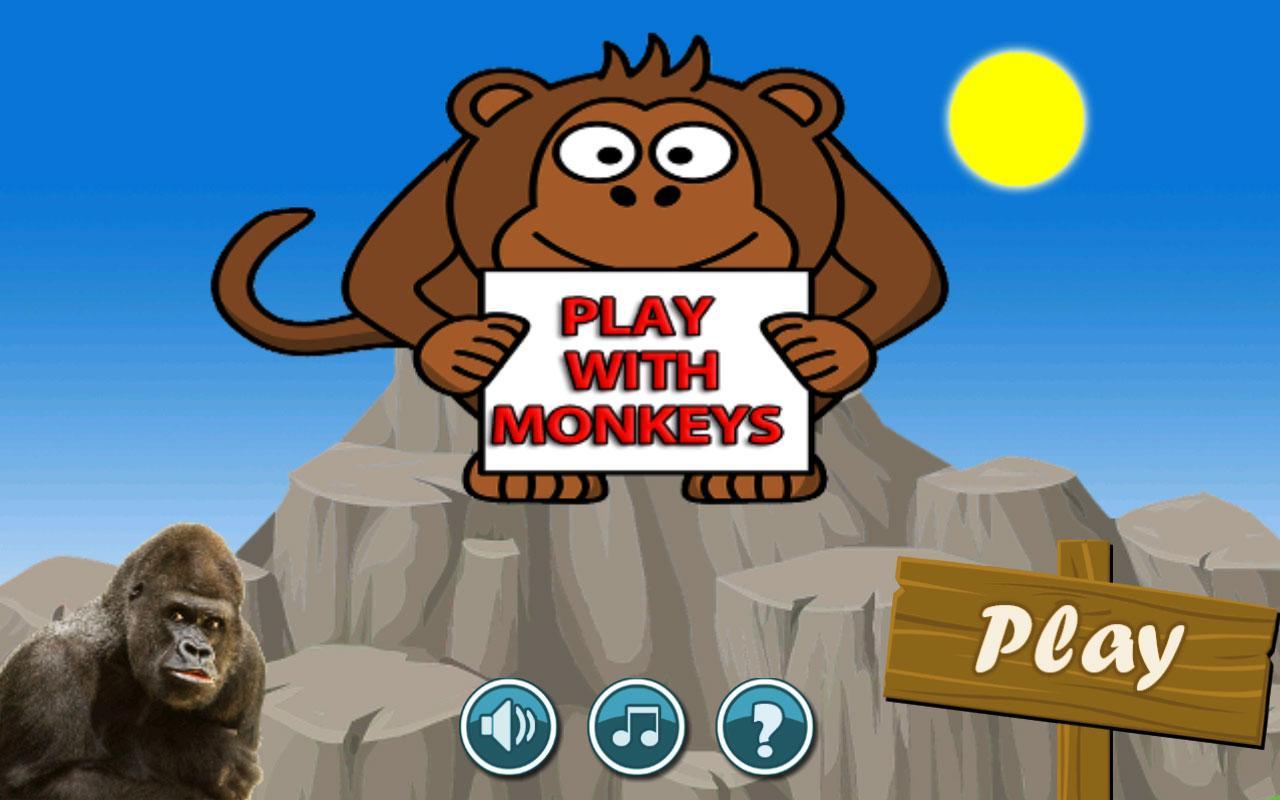 crazy monkey games