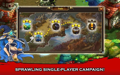 Brave Trials v1.7.5 (Mod)