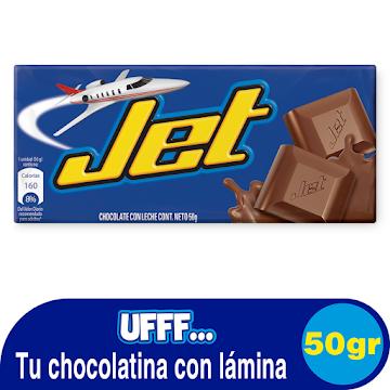 Chocolatina JET con