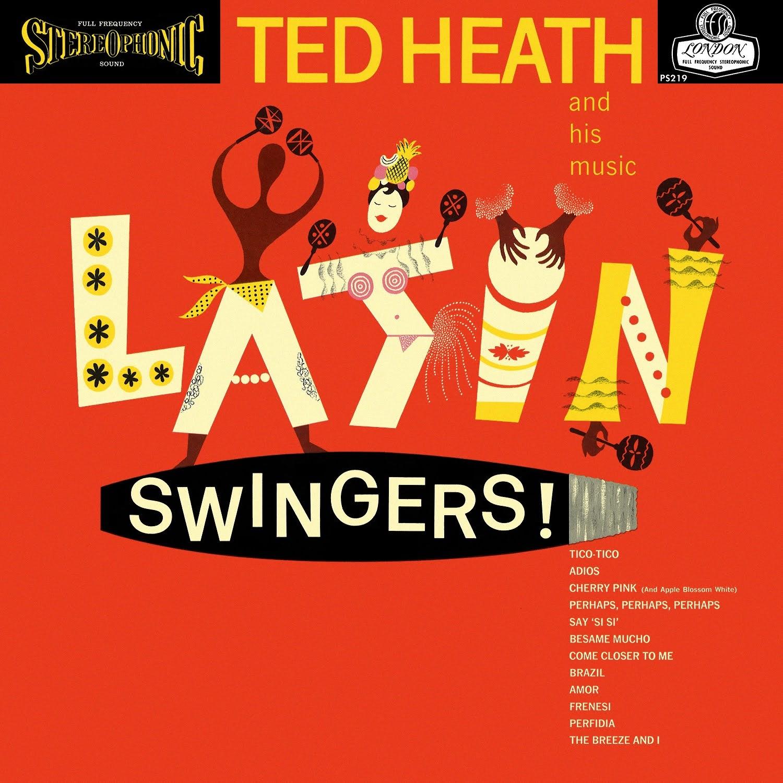 London Bluebacks, Ted Heath