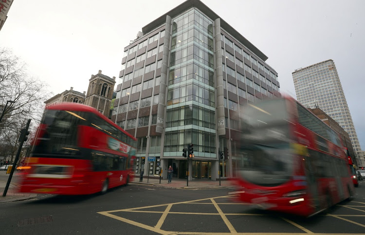 The building housing the Cambridge Analytica office is seen in central London, Britain. Picture: REUTERS/ HANNAH MCKAY
