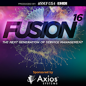 FUSION 16 Conference & Expo