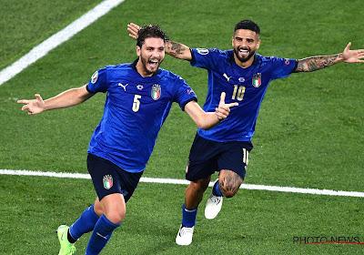 Oublié par beaucoup, l'Italie crie désormais son envie de victoire finale
