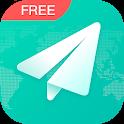 Go VPN - Free Proxy Server & Secure VPN Service icon