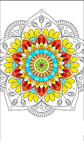 Download Mandala Colour Fill 2019 For PC Windows and Mac apk screenshot 3