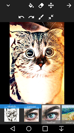 Photo Touch Art Effects 7.0 screenshot 630398