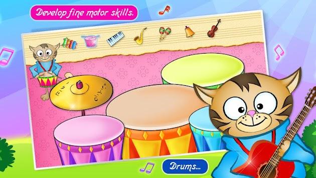 123 trẻ em trò chơi âm nhạc vui nhộn miễn phí poster ...