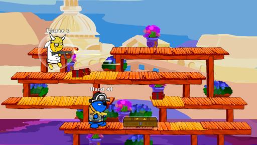 Gun Fight:One Stickman Jump Combat Game apkdebit screenshots 1