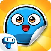 My Boo Album - Virtual Pet Sticker Book For Kids