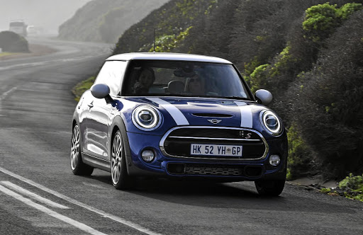 Mini has updated its models with styling revisions