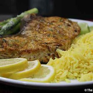 Pan-Seared Shark Steaks (Swordfish Alternative) Recipe
