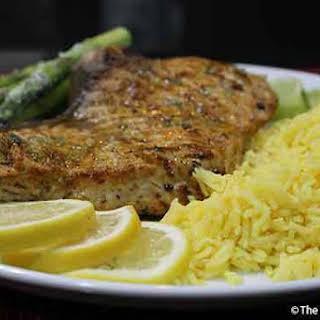 Seared Swordfish Steaks Recipes.