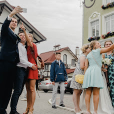 Wedding photographer Anastasiya Marmeladova (nessmarmeladova). Photo of 16.10.2017