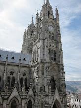 Photo: Basilica del Voto Nacional, Quito