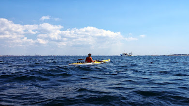 Photo: Verso l'isola San Pietro