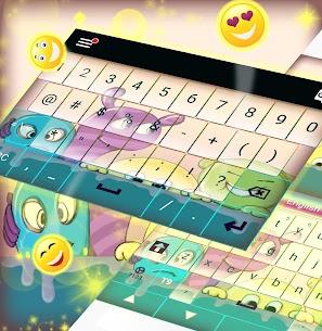 Funny Keyboard Theme 5