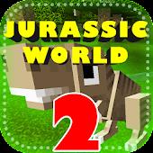 Tải 2018 Jurassic World 2 Cuộc phiêu lưu sống còn MCPE APK