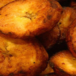 Pan-Fried Plantains