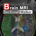 Brain MRI Sectional Wlker icon