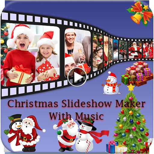 christmas video maker