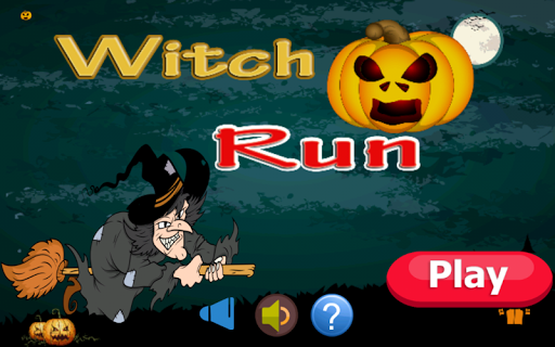 Good Witch running games
