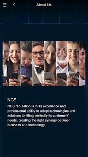 NCS - náhled