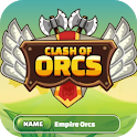 Clash of Orcs icon
