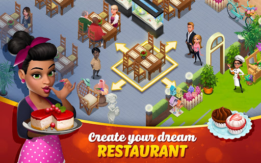 Tasty Town - Cooking & Restaurant Game ud83cudf54ud83cudf5f screenshots 11