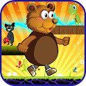 jungle Bears Run Game icon
