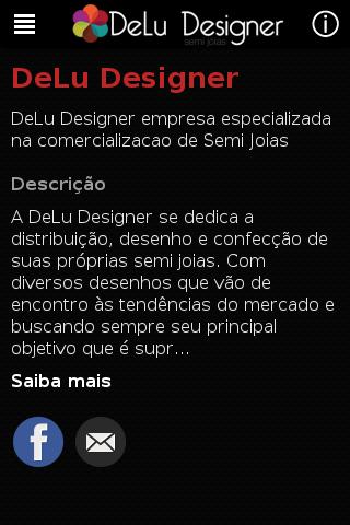DeLu designer app