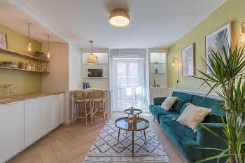 Appartement 3 pièces 44,1 m2