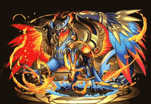 灼羽の大賢龍・ネルヴァ