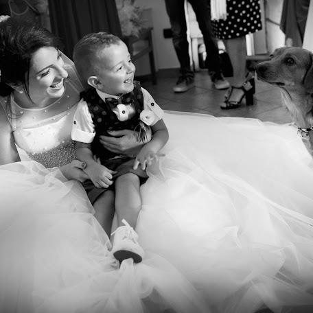 Wedding photographer Mario Pollino (MarioPollino). Photo of 27.07.2017