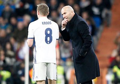 Toni Kroos parle de l'avenir de Zidane