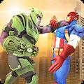 Thanos Superhero War: Infinity Stones Battle games