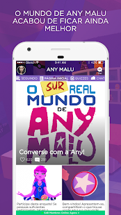 Amino para: O Surreal Mundo de Any Malu - náhled