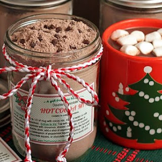 Double Chocolate Hot Cocoa Mix.