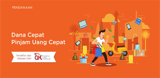 Dana Cepat - Pinjaman Uang Cepat app (apk) free download for Android/PC/Windows screenshot