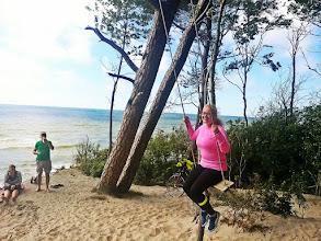 Photo: Suptis ant skardžio su vaizdu į jūrą buvo fantastiška! Ačiū, vyrai, kad užkabarojot!