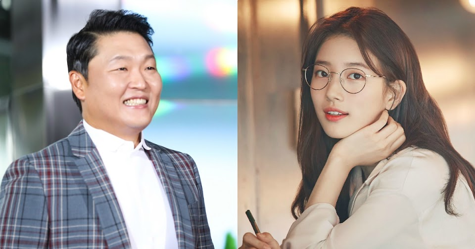 psy and suzy