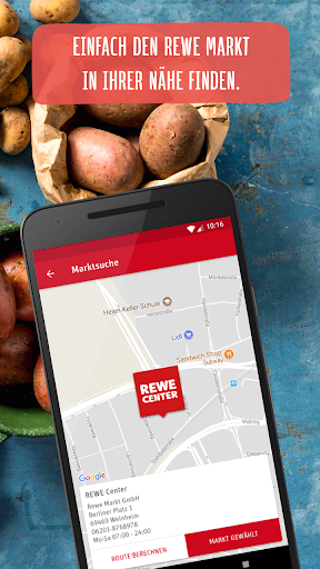 REWE - Online Shop & Märkte screenshot 6