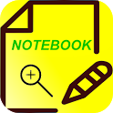 My Notebook - Mobile notepad icon