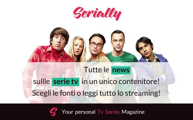 Serially