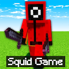 Mod Squid Game for MCPE