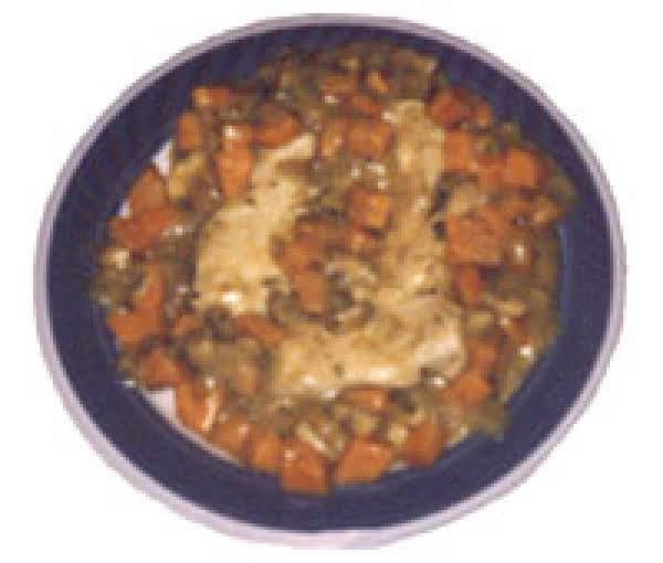 Sweet  Potatoe Chicken Recipe
