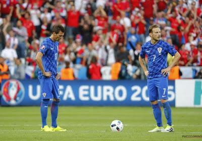 Ivan Rakitic sera absent avec la Croatie face à l'Angleterre pour le match décisif
