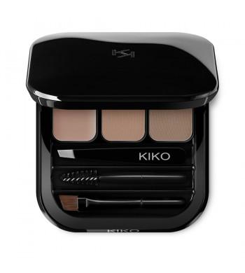 Палетка для бровей KIKO MILANO Eyebrow Expert Palette