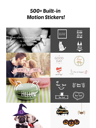 Vimo - Video Motion Sticker 2.2.013 screenshot 1667220