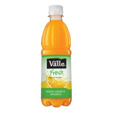 jugo del valle fresh bajo en calorias 500 ml.