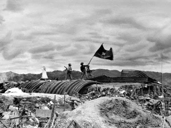 Chiến thắng Điện Biên Phủ là minh chứng cho truyền thống quật cường, bất khuất mấy nghìn năm của dân tộc Việt Nam - Ảnh tư liệu